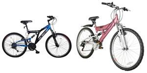 tesco bikes