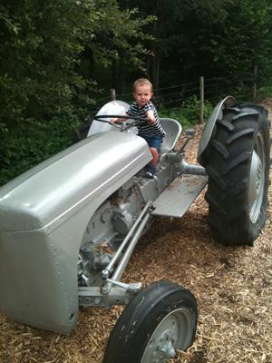 Josh tractor