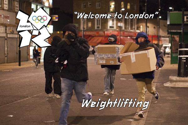 olympic 2012 weight lifting
